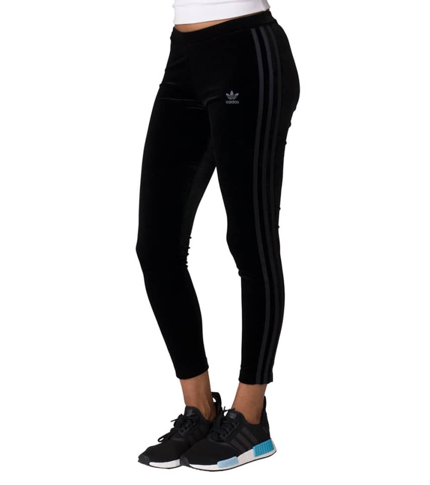 f40b7b76ed2 adidas Velvet Track Leggings (Black) - CW0277-001 | Jimmy Jazz