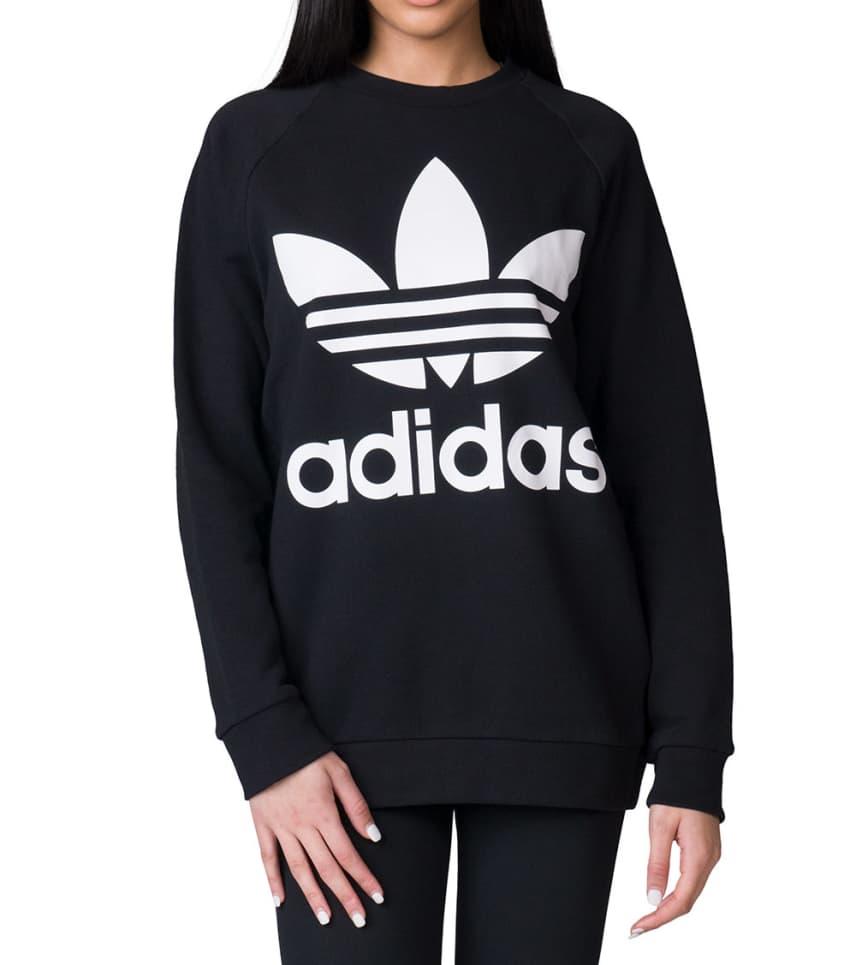 604b5f82e4 Oversized Trefoil Sweatshirt