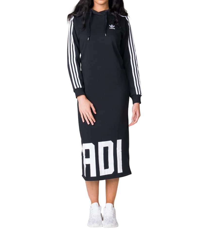 4c12166fff1 adidas Bold Age Hoodie Dress (Black) - CY7481-001 | Jimmy Jazz