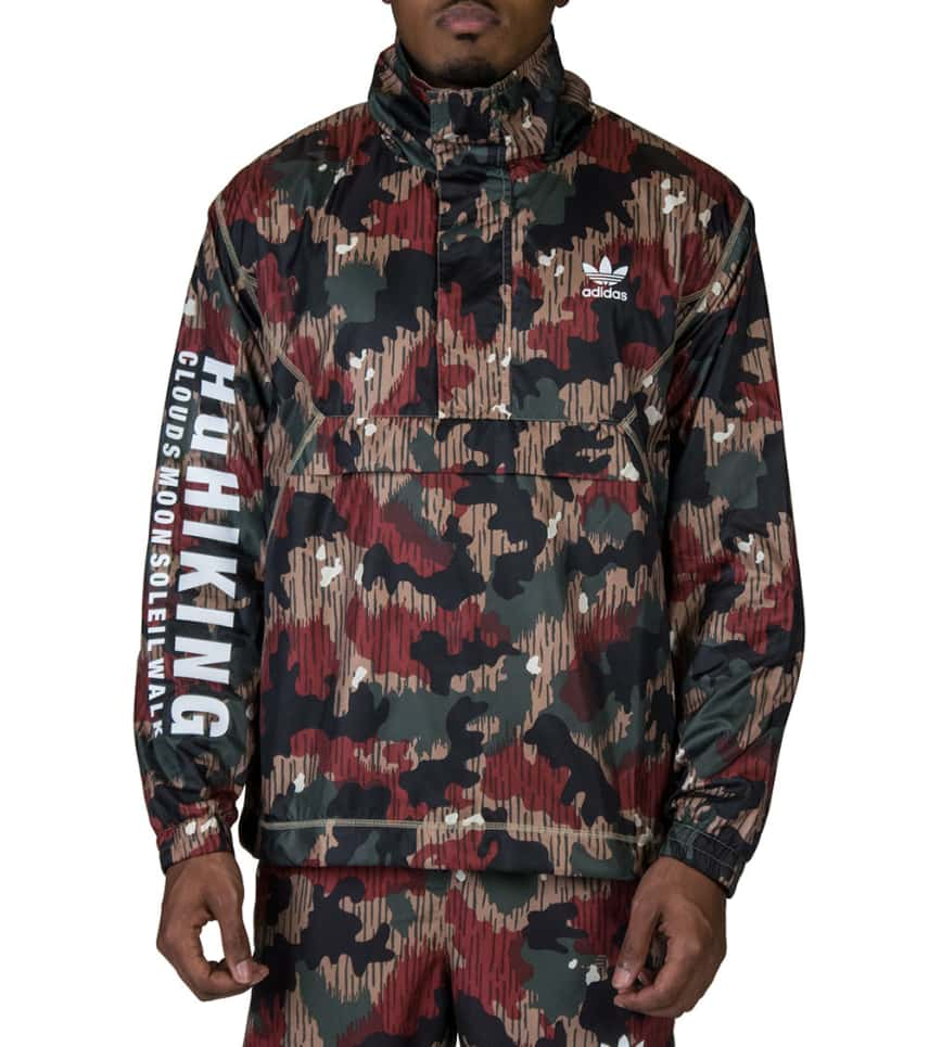 2da41a24 adidas CAMO HZ Windbreaker (Multi-color) - CY7871-997 | Jimmy Jazz