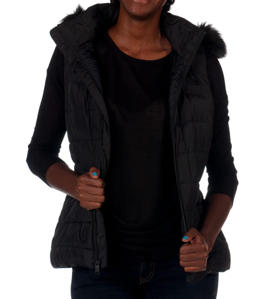 b4152bd5c5be THE NORTH FACE GOTHAM VEST (Black) - CYL0-JK3