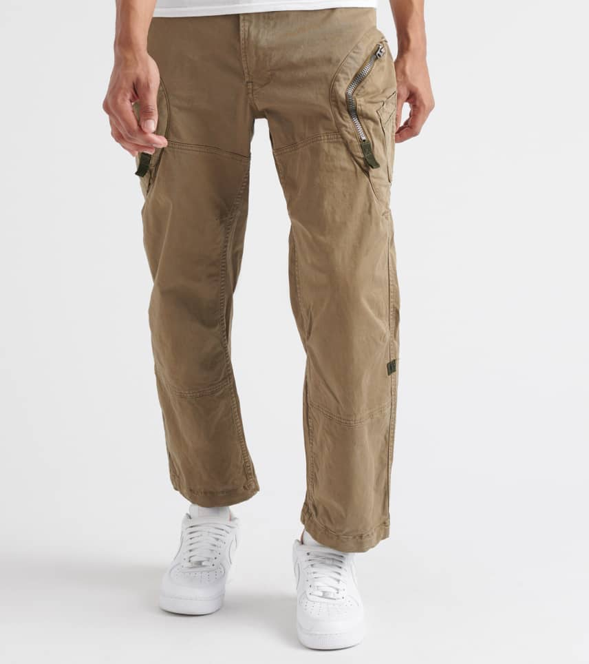 2711f48d20f G-Star Rovic 3D Airforce Relaxed Twill Pants (Beige-khaki ...