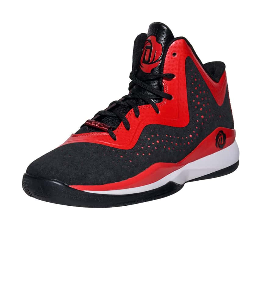 5f6283bf2e00 adidas D ROSE 773 III SNEAKER (Red) - D73914