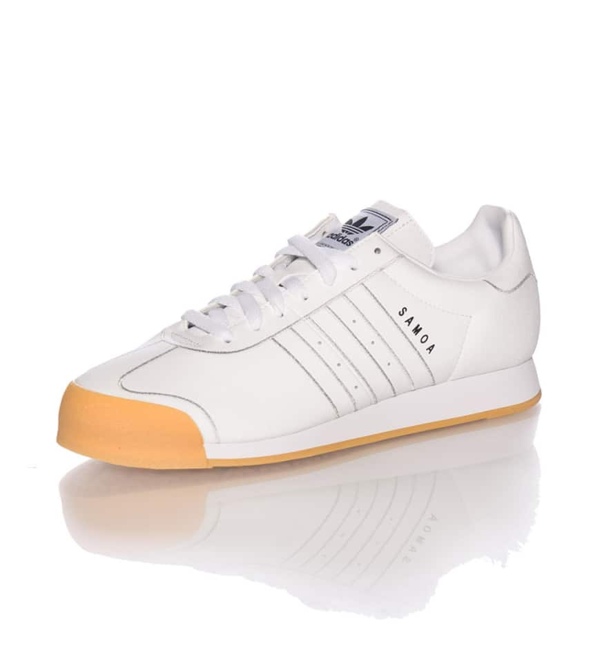 044af3272fe95 Adidas SAMOA ONE PIECE STITCH SNEAKER (White) - D74163 | Jimmy Jazz