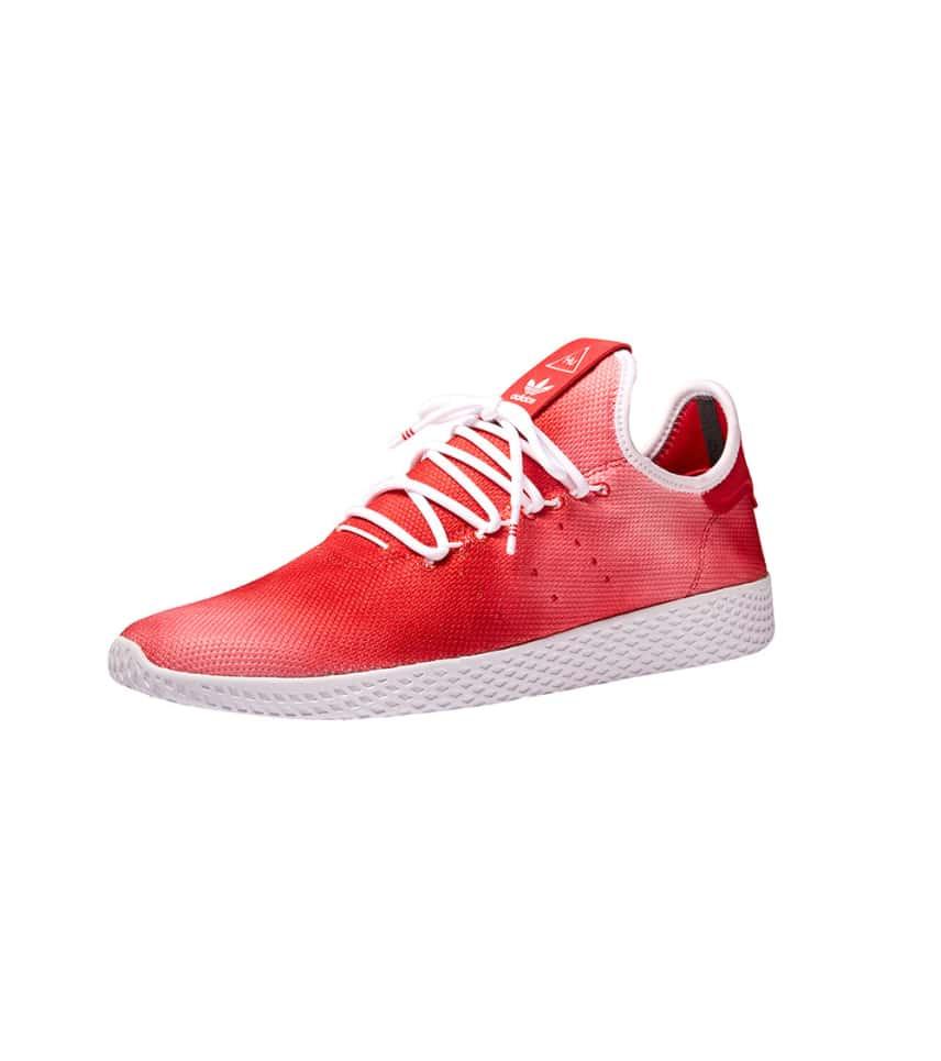 Adidas PHARRELL WILLIAMS TENNIS HU Red Running Shoes Buy