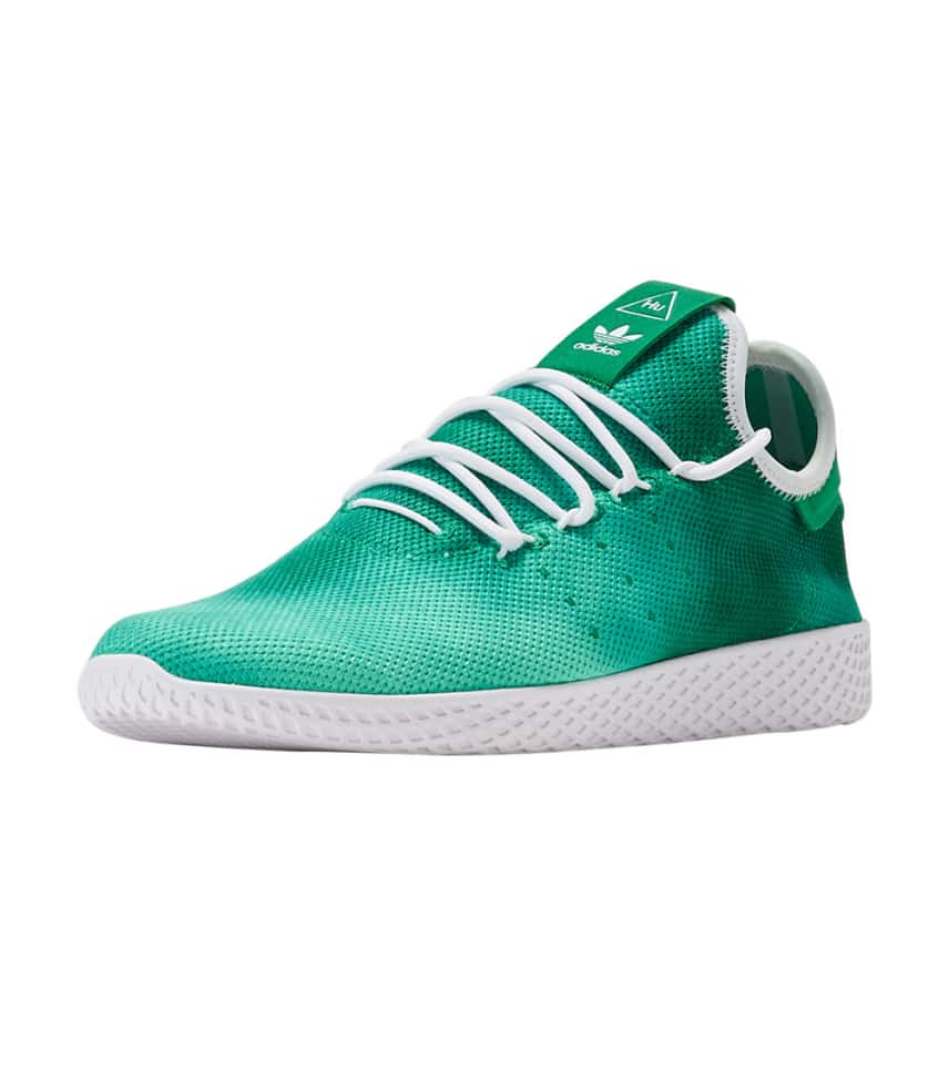 ad8a4b2c7 adidas Pharrell Williams HU HOLI Tennis HU (Green) - DA9619
