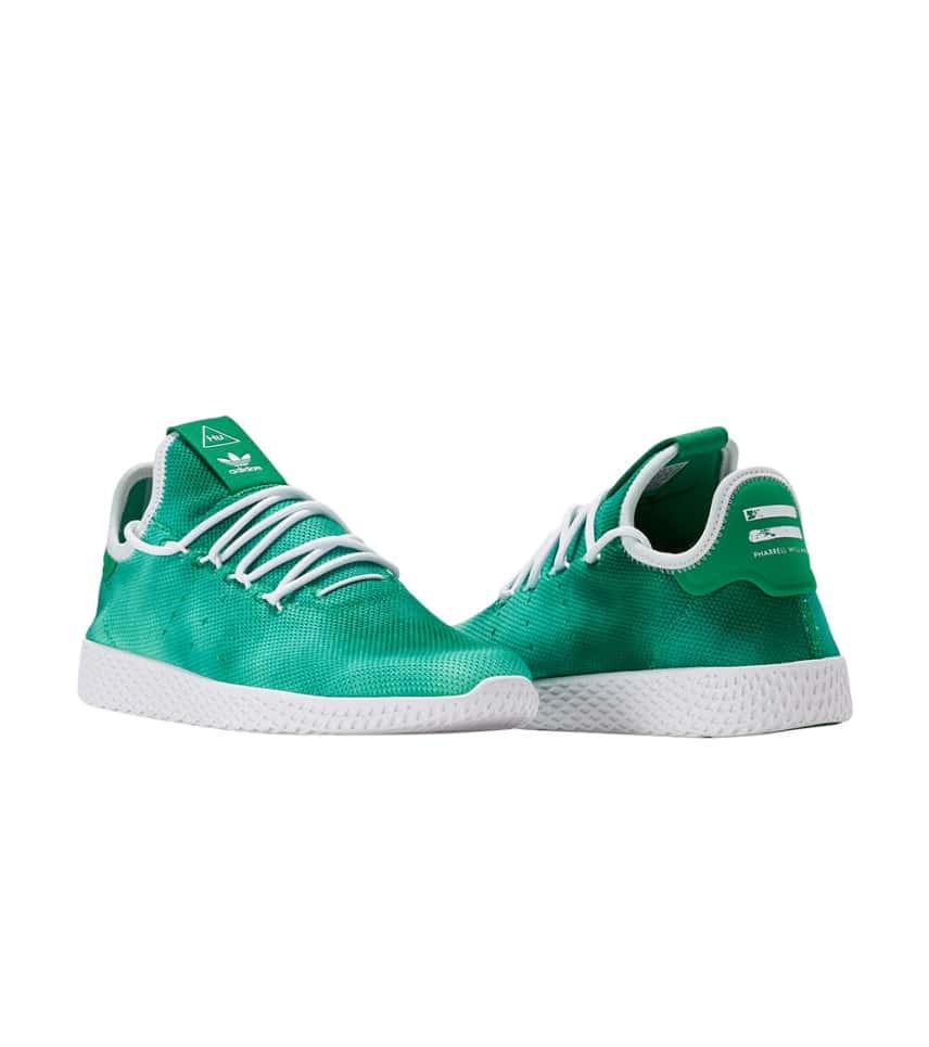 d18d3b79e adidas Pharrell Williams HU HOLI Tennis HU (Green) - DA9619