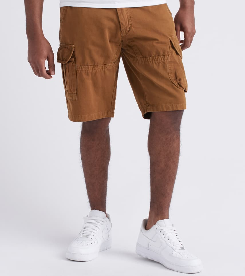 c20c4b2d0f Decibel Cargo Shorts (Brown) - DECWB174-BKH | Jimmy Jazz