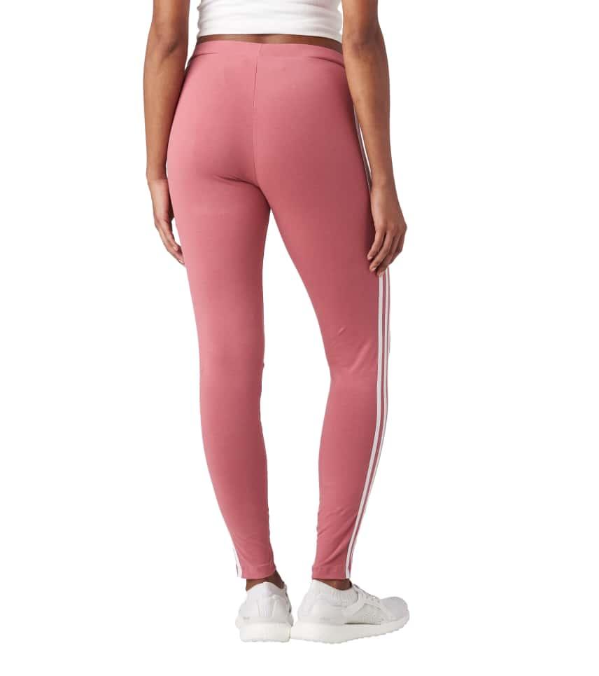 763e8744af111 adidas 3 Stripes Leggings (Medium Pink) - DH3167-610   Jimmy Jazz