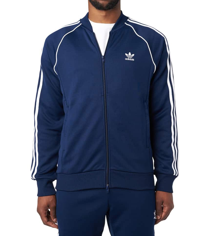 Adidas Sst Track Jacket Navy Dh5822 415 Jimmy Jazz
