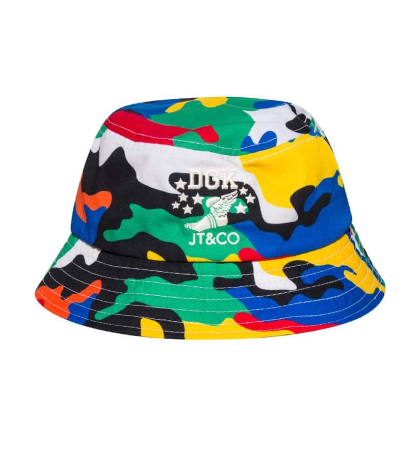 e363d584c61 DGK JT   CO TIMELESS BUCKET HAT (Multi-color) - DH773