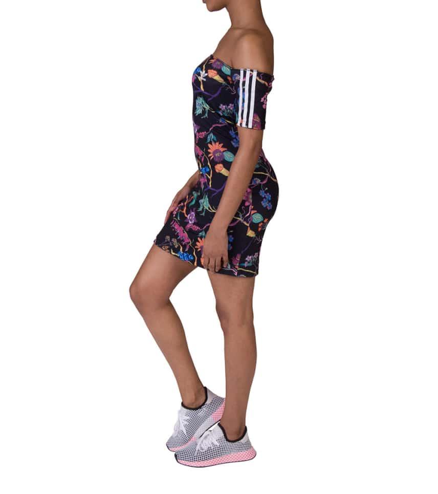 b056a7be2c6e adidas Poisonous Garden Reversible Dress (Black) - DT8287-001 ...
