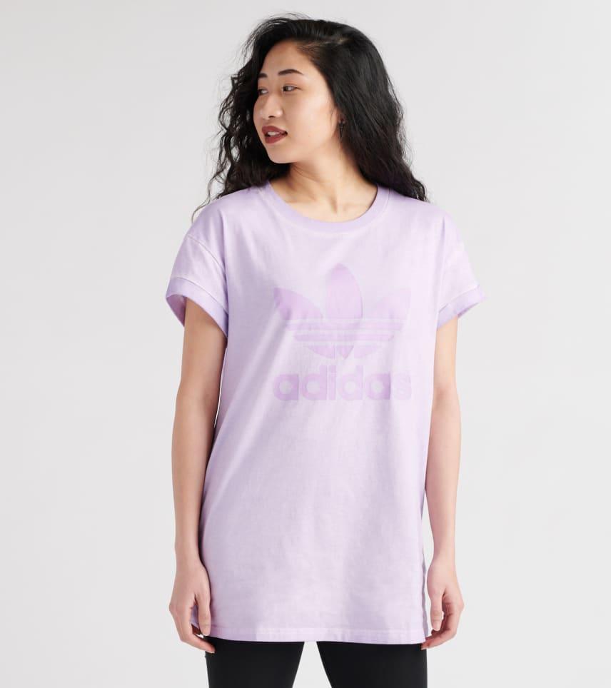 fb42c574 adidas Loose Boyfriend Tee (Purple) - DU8497-535   Jimmy Jazz