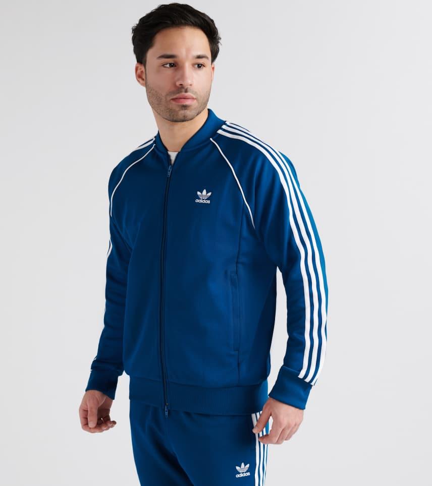 Adidas Superstar Track Jacket by Adidas