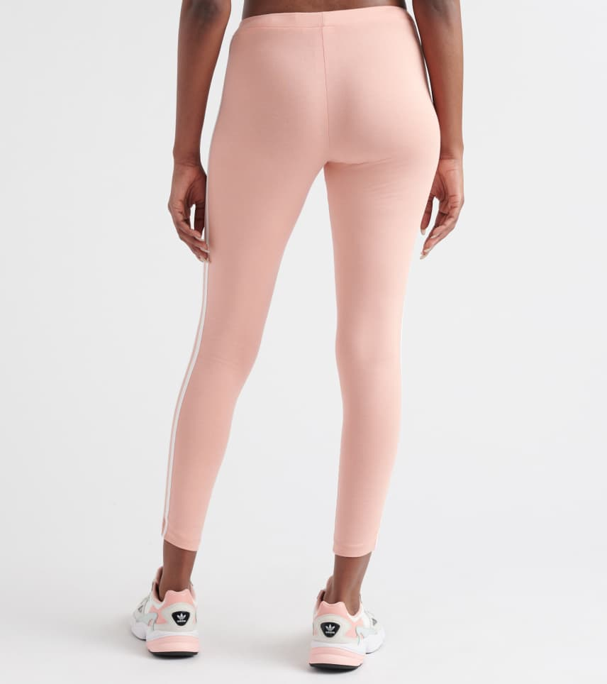 77723d65a9fcf adidas 3-Stripes Leggings (Pink) - DV2617-650   Jimmy Jazz