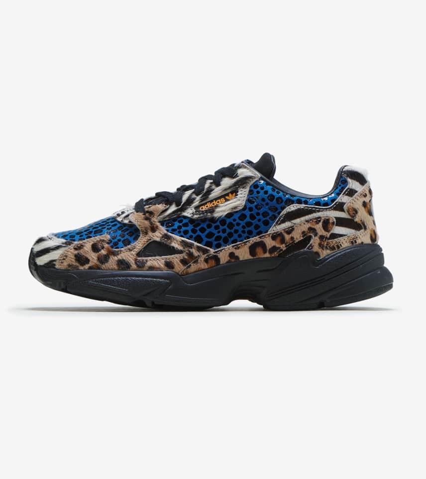 b392f0a753c2 adidas Falcon Shoes (Multi) - F37016