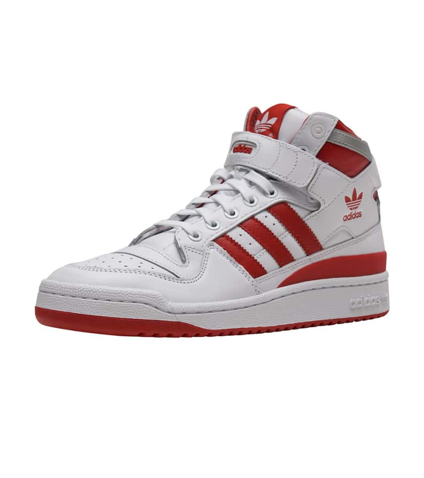 78d08c8eb41 adidas Forum Mid Refined (White) - F37829