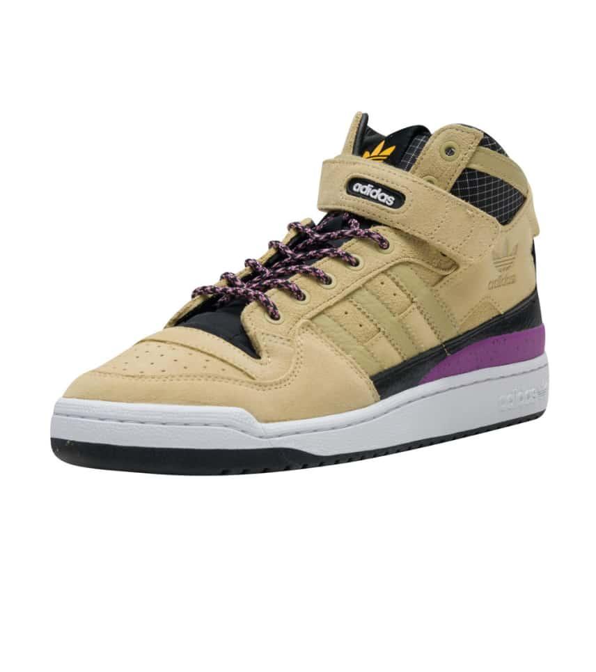adidas FORUM MID REFINE (Beige-khaki) - F37834  d2ae85b67