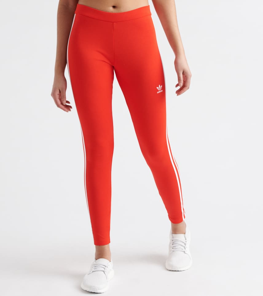 2de85be27c6e55 adidas V-Day 3-Stripes Tights (Red) - FH8564-600 | Jimmy Jazz