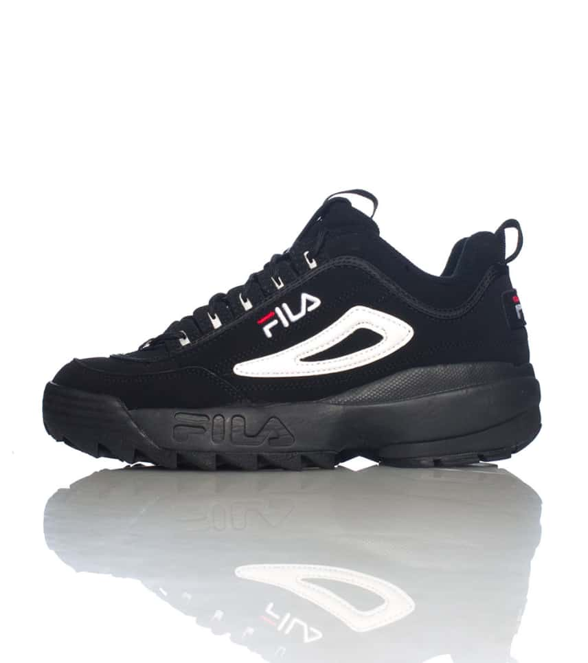 d27c66e4082f FILA DISRUPTOR II SNEAKER (Black) - FW01653018