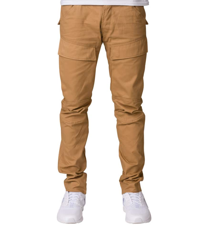 8c7260352b10 American Stitch 3D Cargo Pants (Beige-khaki) - FW17B226