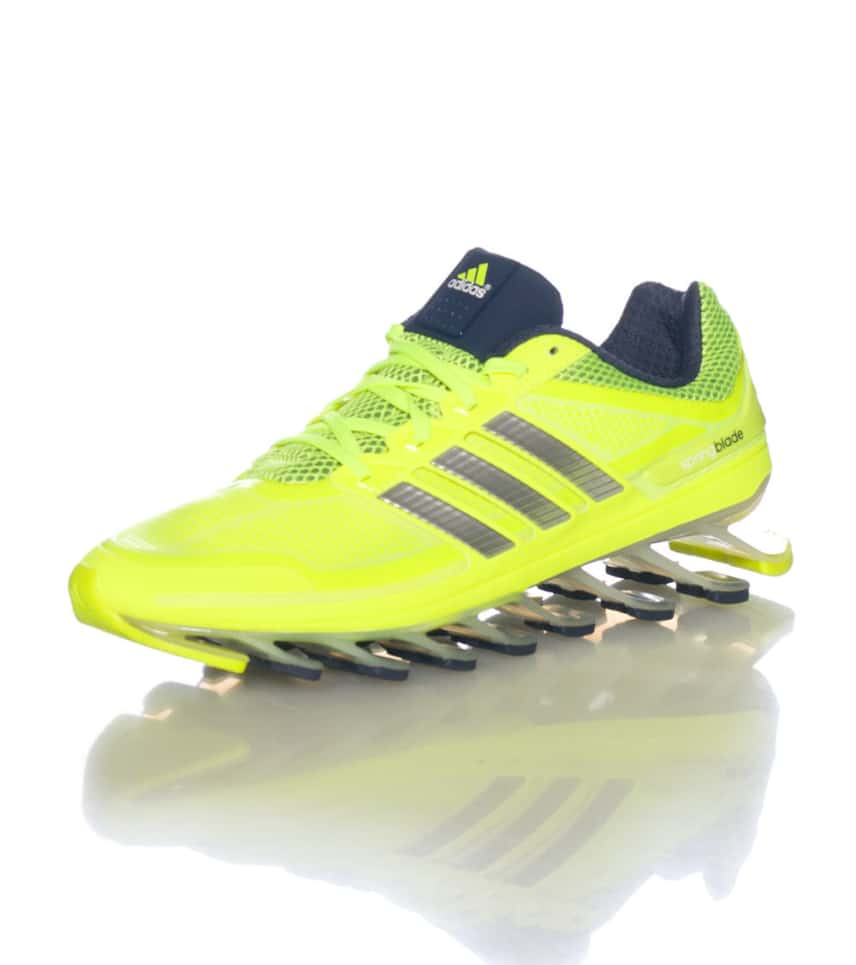 b92d8da098bb adidas SPRINGBLADE SNEAKER (Yellow) - G66650
