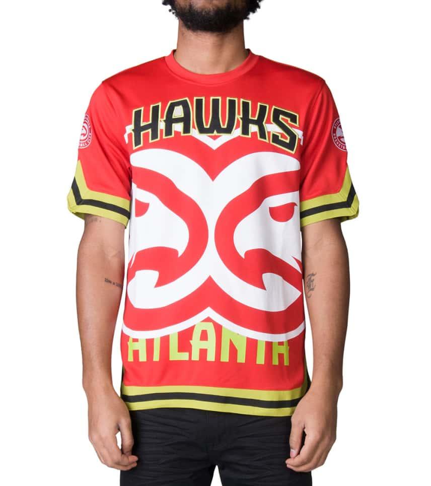 new product fa49a 73f7b Atlanta Hawks Icon Shooter Jersey