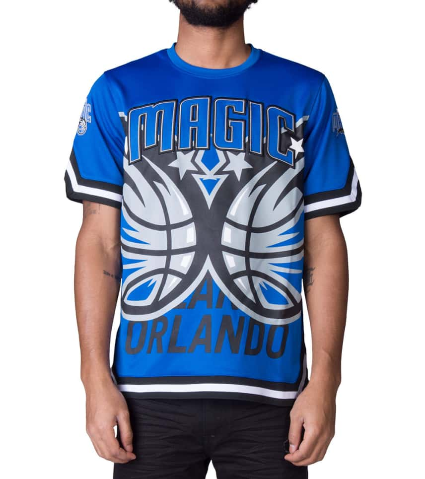 760fe89931d UNK Orlando Magic Icon Shooter Jersey (Blue) - GTM4507SOM