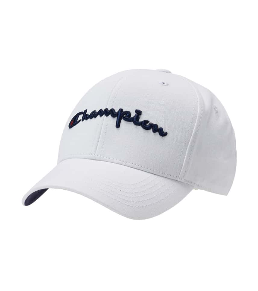 66433de78f2 Champion Classic Twill Hat (White) - H0543-045