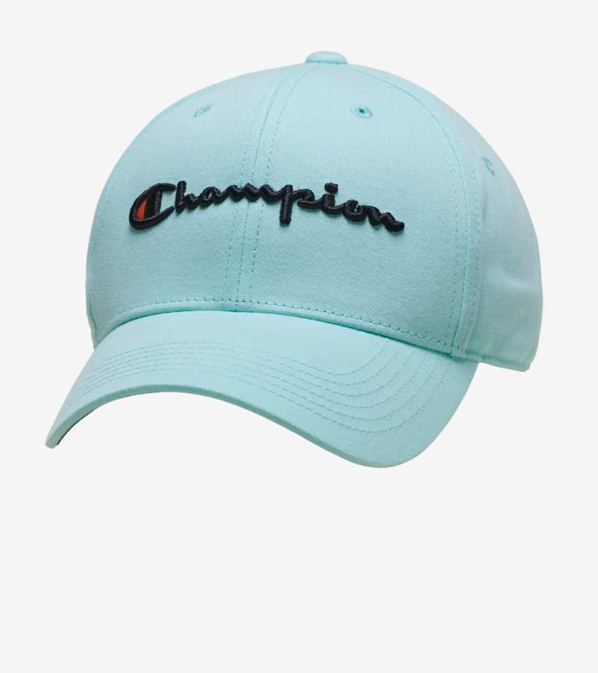 e56a07c9c8569 Champion Classic Twill Hat (Green) - H0543-4SI