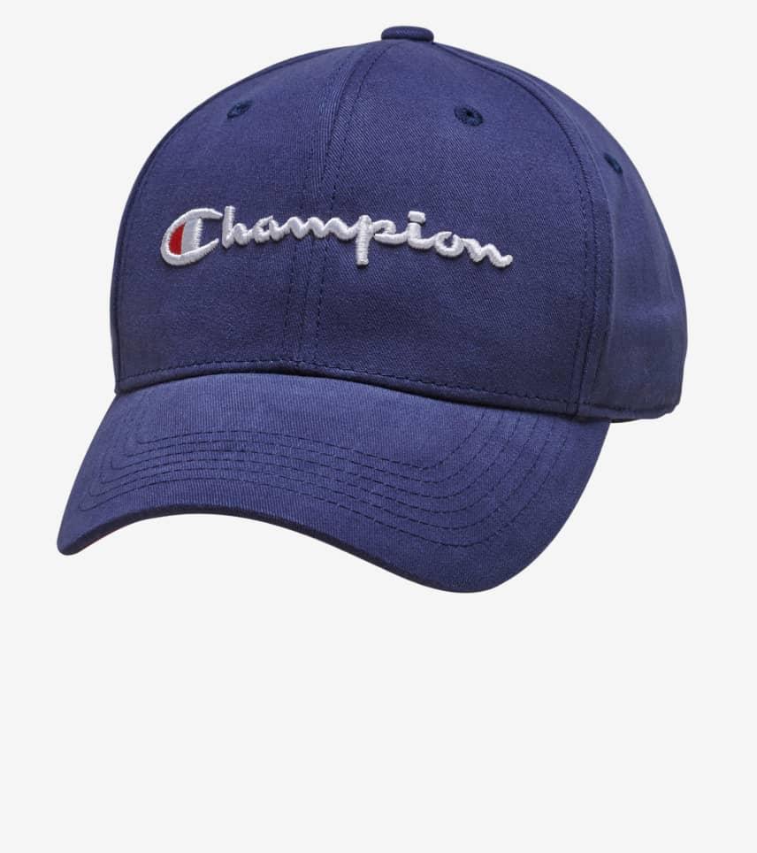 61e6ede8393f56 Champion Classic Twill Hat (Purple) - H0543-PM3   Jimmy Jazz