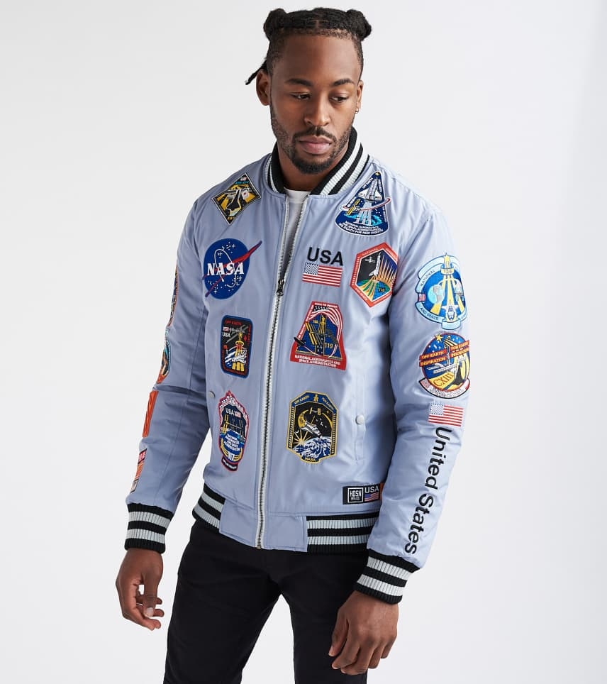77498508e Meatball Space Suite Bomber Jacket