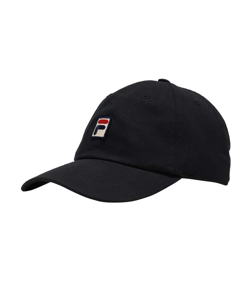 FILA Heritage Cap (Black) - HT03341-BLK  ca417fa9057