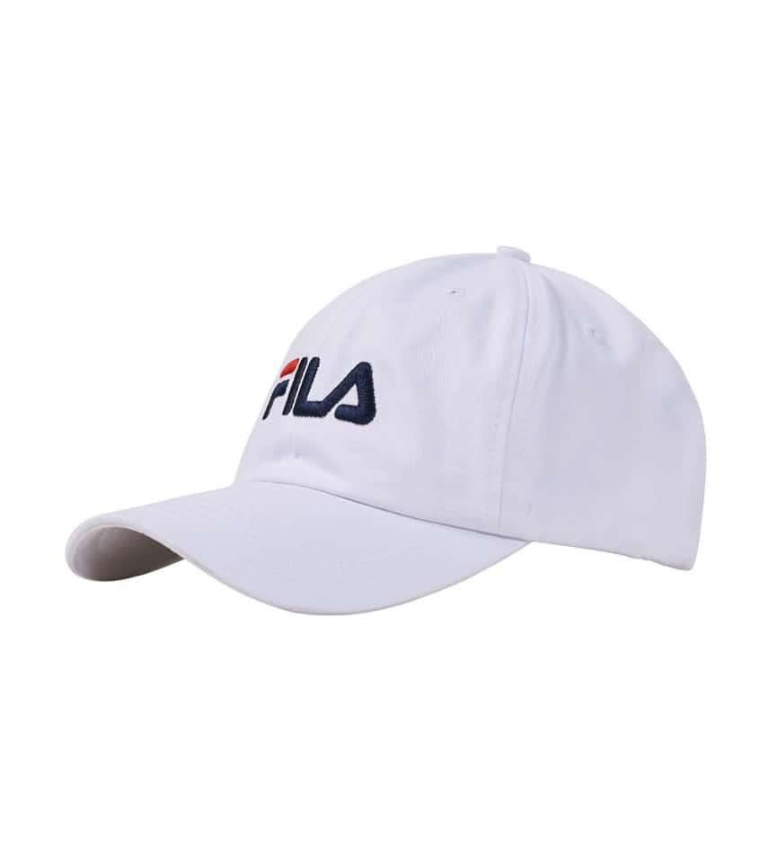 01b2e5e6 FILA Heritage Script Cap (White) - HT05430AQ-WH   Jimmy Jazz
