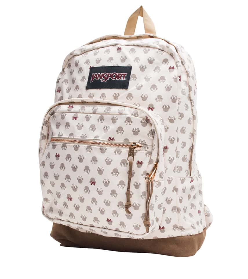 7b4e7e8066f Jansport Disney Right Backpack (Beige-khaki) - JS0A3BAX38A