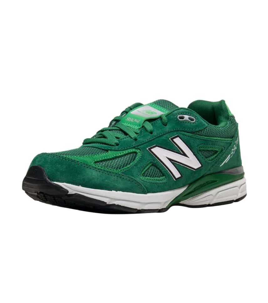 f4125ce9a83e New Balance 990 Sneaker (Green) - KJ990SPG