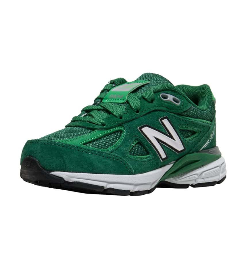 31971d6a7f6a New Balance 990 Sneaker (Green) - KJ990SPP