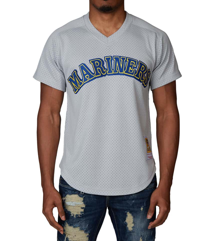 109366b128b ... Mitchell and Ness - Tops - Marners 1989 Ken Griffey Jr Jersey ...