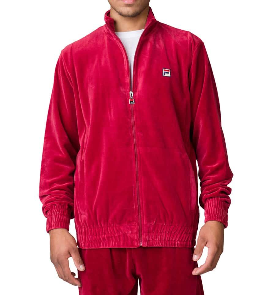ba52182e9434 FILA - Sweatshirts - Velour Jacket FILA - Sweatshirts - Velour Jacket ...