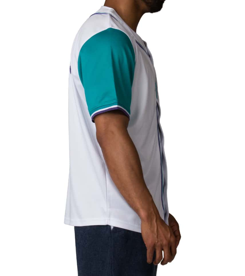 d43591eae50c FILA Classic Sport Baseball Jersey (White) - LM171C28-121   Jimmy Jazz