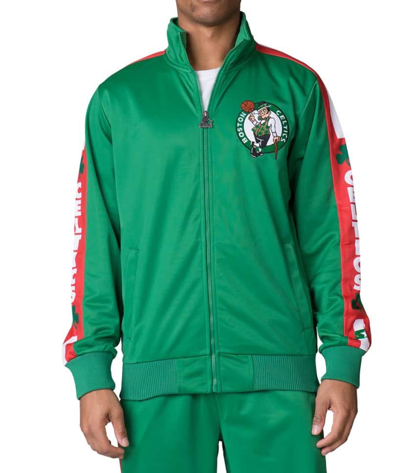1d034e0f7 Starter Boston Celtics Exclusive Track Jacket (Green) - LS830598BCT ...