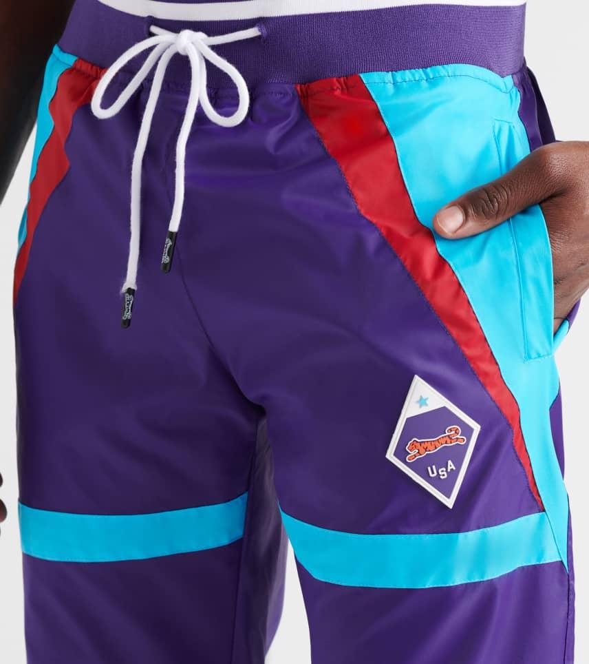 4da5df8c1862 Le Tigre Nolita Track Pants (Purple) - LT27P-PTW