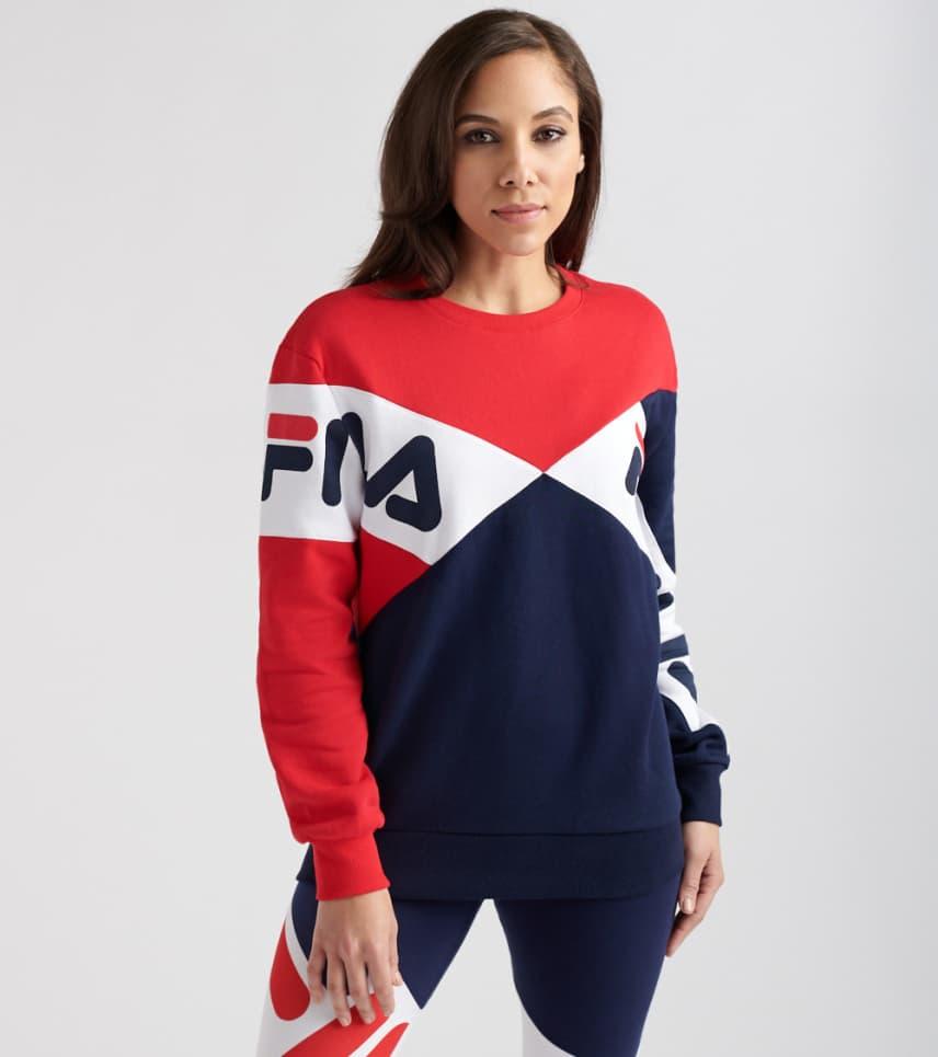 cc4671ba46fc5 FILA Lidia Sweatshirt (Navy) - LW183Y54-410 | Jimmy Jazz