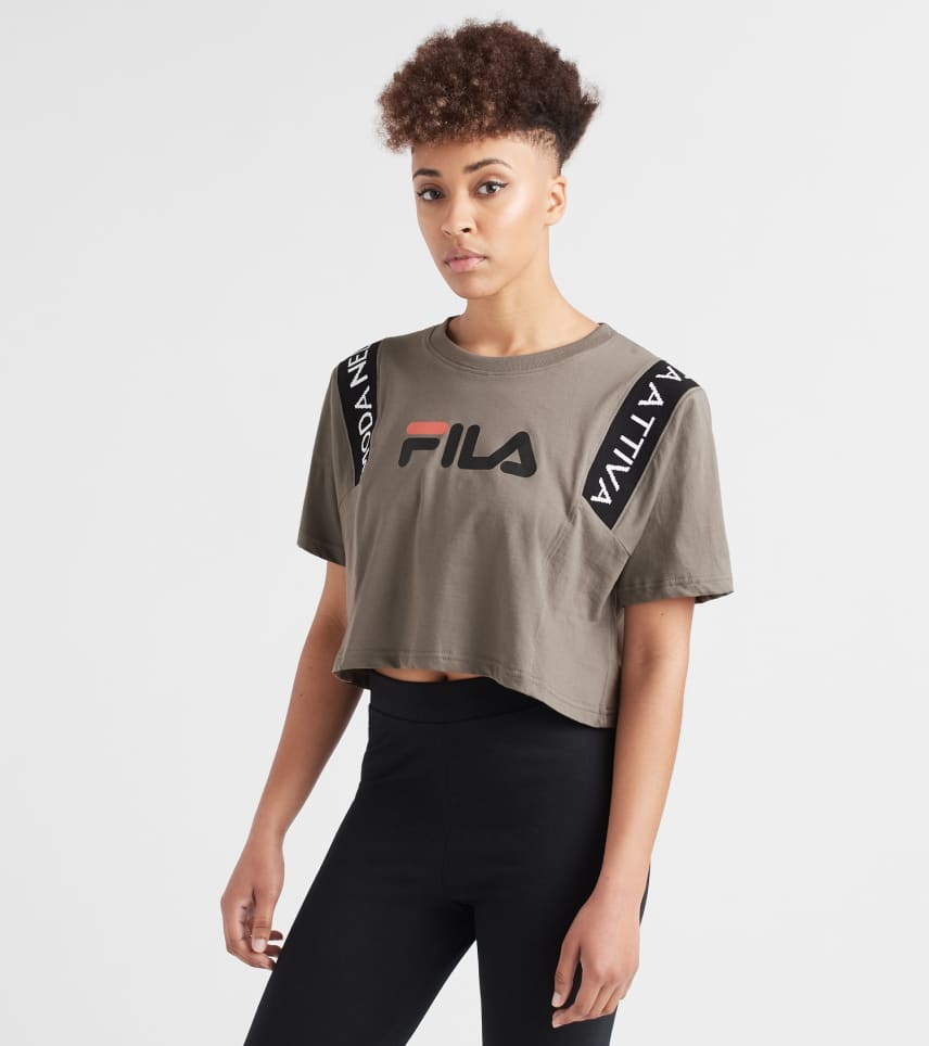 FILA  Apolline Crop Tee