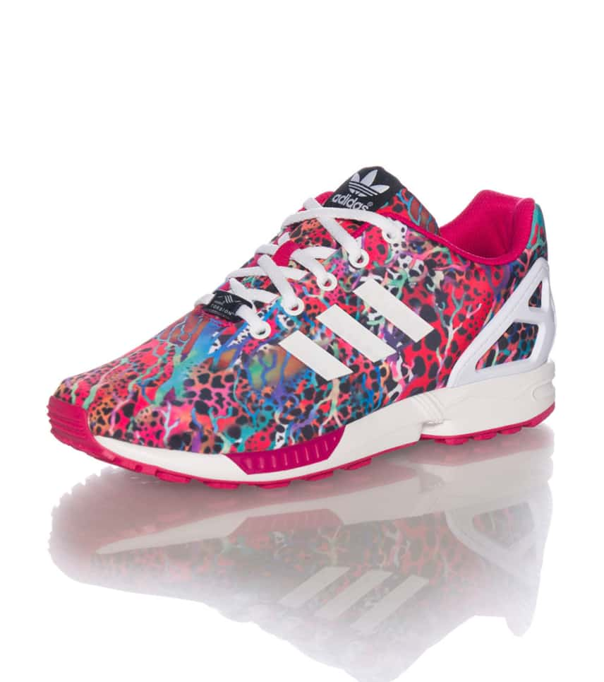 quality design 7a241 4e85a ZX FLUX ANIMAL SNEAKER