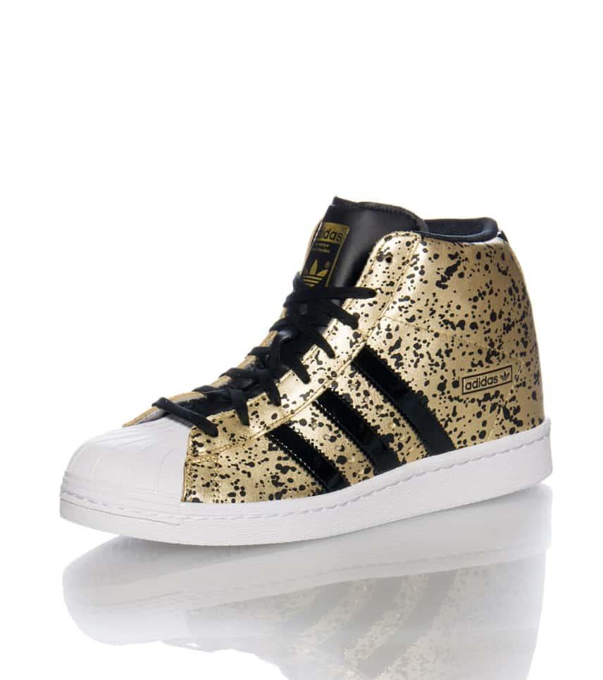 adidas Superstar Wedge Sneaker (Gold) - M19507   Jimmy Jazz 928f7d481a