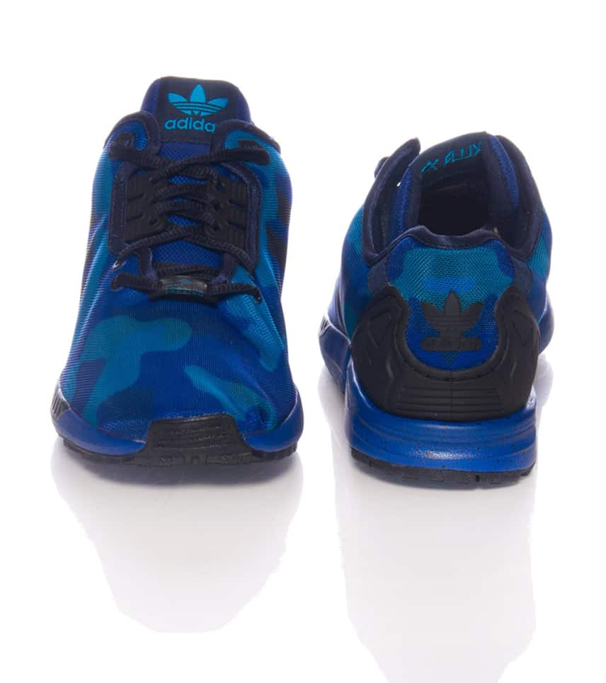 48bed4300 ... adidas - Sneakers - ZX FLUX CAMO SNEAKER ...