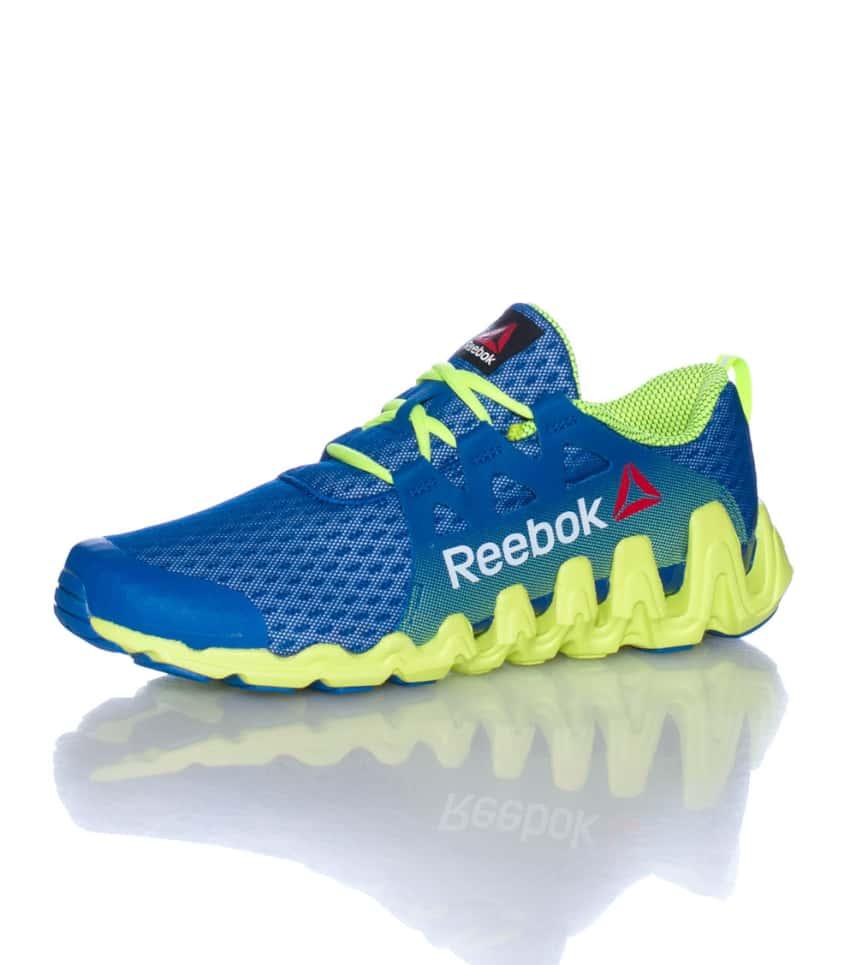 Reebok Zigtech Big N Fast Sneaker Blue M43846 Jimmy Jazz f533cf84b