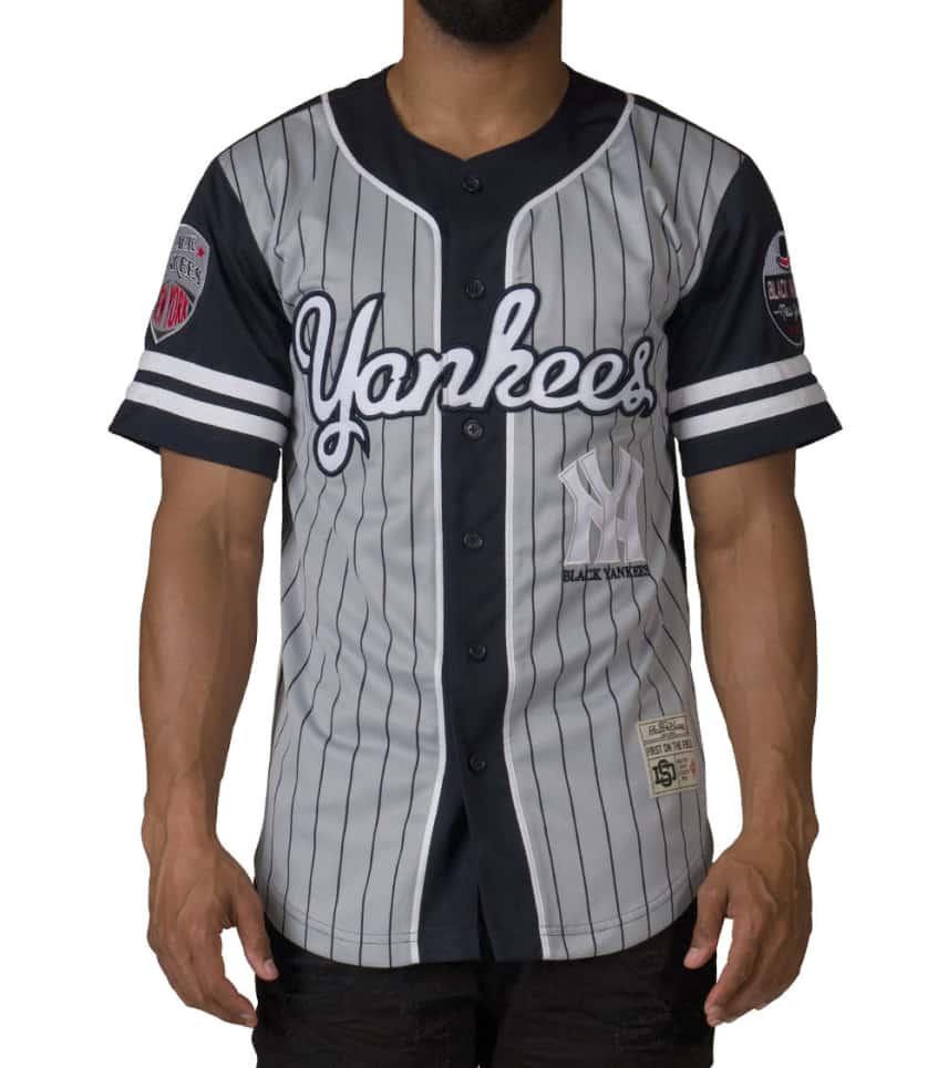 05e29db729c Stall   Dean NY Yankees Jersey (Navy) - M7204NY