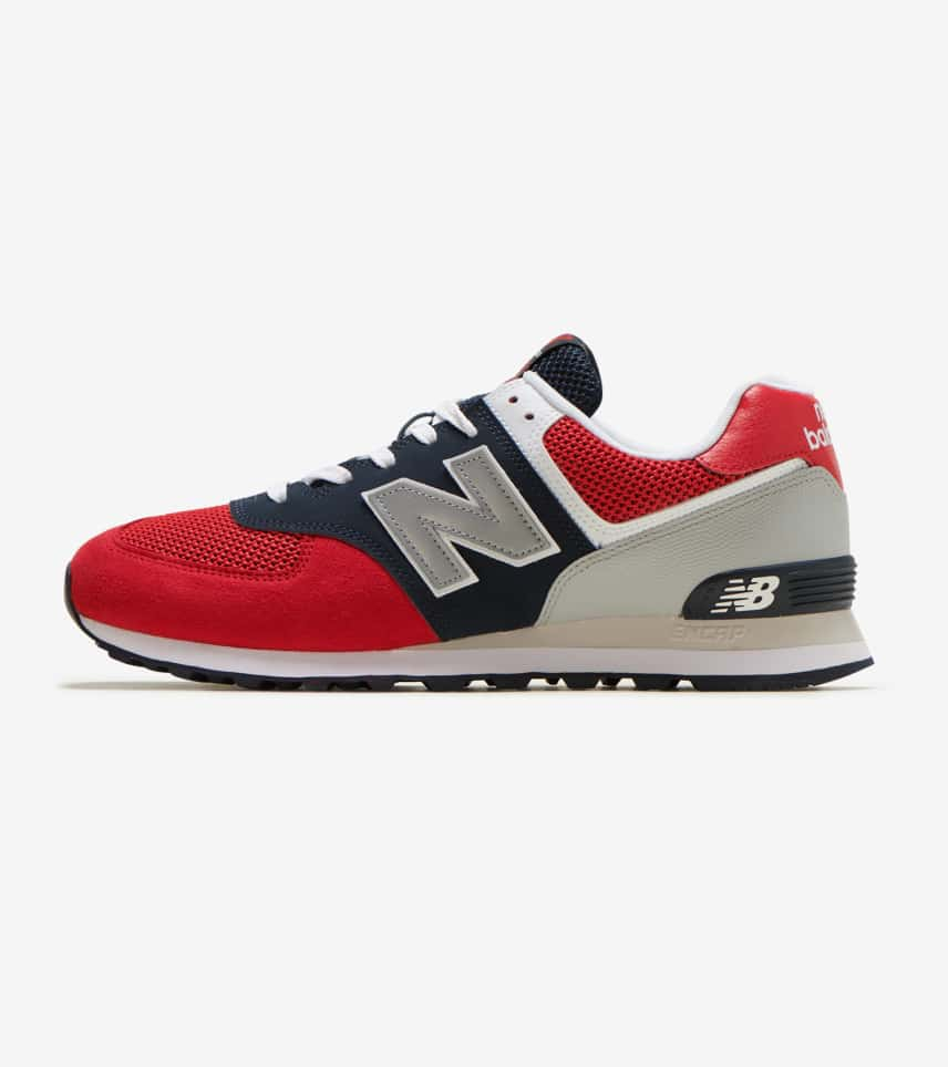 0b7f9edabaa37 New Balance 574 (Red) - ML574SRF | Jimmy Jazz